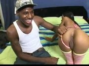 Lil Baby Gets A Taste Of A Big Black Dick