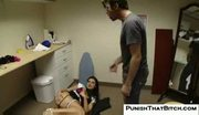 Aletta ocean gets punished