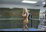 Female wrestling sally vs charlie
