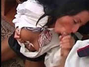 Fat cock Omar Fucks a Squirting Grandma