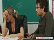 Brandi shaikh is fucked hard by her student