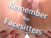 Kelly wells & heidi mayne in remember the facesitters