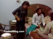Desi girl and boy enjoy in hotel room with hindi audio