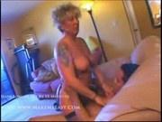 Gesiel - Granny with tattoo fuck