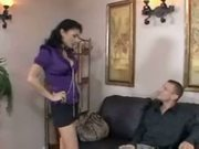 Curvy office whore persia pele slammed by colleague q28