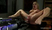 Amy brook fucking machine