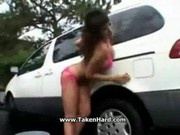 Ava Divine- The Sexiest Car Wash Ever