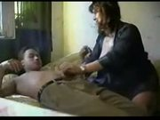 Chubby arab wife having sex