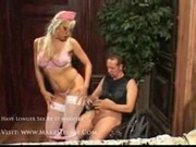Johanna - Hot nurse in action2