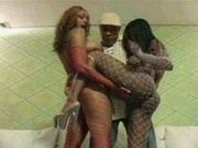 Threesome BBW