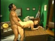 Sexy ass 80's redbone pornstar Jazzmine