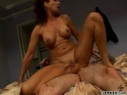 Vanessa Videl - Milf Takes Cock Deep In Her Twat