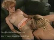 Sienna - hot mature lesbian couple