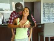 BrutalX - Cable guy harsh-fucking a teen