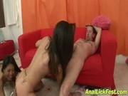 Alicia Angel and Lylalei - Two Slutty Hookers In Action