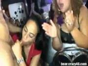 Babes Sucks At Wild Party