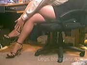 Secretary legs
