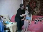 Older Persian Guys Fucking A Hot Young Persian Chick
