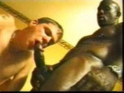 gay porn - interracial - bobby blake makes a twink boy his bitch