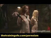 Bdsm maledom and pervert training of slaves lilla katt and n