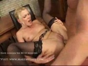 Rita - German MILF gets screwed by employee 2
