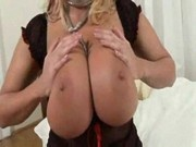 Hot Curvy Mature Blonde BBW Laura Orsolya