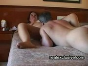 Mature couple, 69 in our hotel