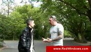 Arab guy visits an amsterdam hooker