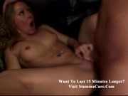 Horny Slut Maricar LIsbos Bumfuck and Facial