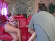 Eva Angelina bored at home