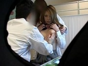 Schoolgirls Gyno Examination
