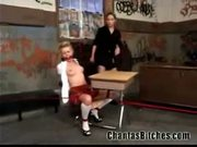 Bad schoolgirls bdsm!