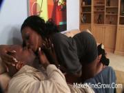 Naomi Banxxx - Hot Ebony needs a strong big cock