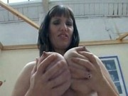 Busty Mature in Fully Fashioned Nylon Stockings Fun xLx