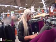MallCuties teen - teen blonde girl teen girl fucks for buying clothes