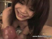 Asian japanese amateur Blowjob cumshot