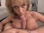My wife gives really nice blowjob