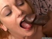 Donna Marie Gets Double Teamed - White Curvy Asses