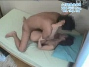 Amateur Asian Dorm Fuck