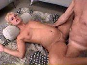 Blonde slut fucked hard