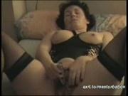 Bernadette 44 years Masturbating and cumming