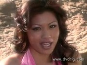 Asian Cutie Charmane Star Goes Out On Picnic But Ends Up On Her Back Taking Stro
