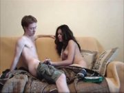 Brand new couple homemade video - casal novinha video caseir
