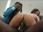 Jada Fire and Victoria Allure