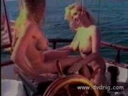 Amateur Lesbians Heather Hart And Rachel Luv Have Fun On The Sea Licking And Pro