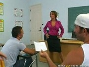 Embarassed Teacher In Need Of A Fuck