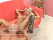 Tanya James with MrBigDick Part1