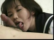 Asian Schoolgirl Threesome