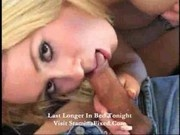 Cassandra - Hot blond gets banged - 1