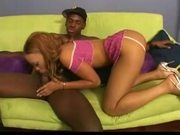 A Hard Black Cock For A Black Teen Slut